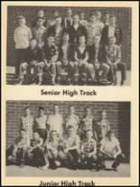 1953 Clyde High School Yearbook Page 78 & 79
