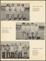 1953 Clyde High School Yearbook Page 80 & 81