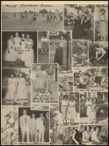 1953 Clyde High School Yearbook Page 82 & 83