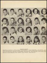 1953 Clyde High School Yearbook Page 88 & 89