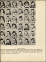 1953 Clyde High School Yearbook Page 92 & 93