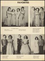 1953 Clyde High School Yearbook Page 96 & 97