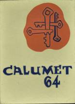 1964 Yearbook Clairemont High School