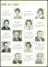 1963 North Side High School Yearbook Page 10 & 11