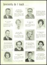 1963 North Side High School Yearbook Page 12 & 13