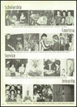 1963 North Side High School Yearbook Page 14 & 15