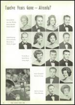 1963 North Side High School Yearbook Page 18 & 19