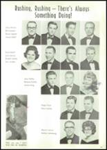 1963 North Side High School Yearbook Page 20 & 21
