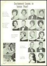 1963 North Side High School Yearbook Page 26 & 27