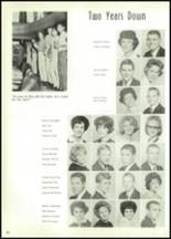 1963 North Side High School Yearbook Page 30 & 31