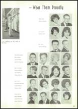 1963 North Side High School Yearbook Page 32 & 33