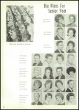 1963 North Side High School Yearbook Page 34 & 35
