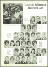 1963 North Side High School Yearbook Page 40 & 41