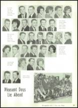 1963 North Side High School Yearbook Page 42 & 43