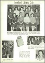 1963 North Side High School Yearbook Page 54 & 55
