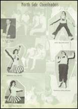 1963 North Side High School Yearbook Page 56 & 57