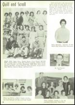 1963 North Side High School Yearbook Page 62 & 63