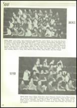 1963 North Side High School Yearbook Page 64 & 65
