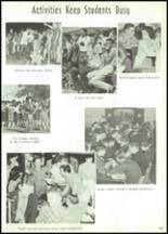 1963 North Side High School Yearbook Page 68 & 69