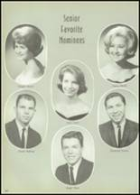 1963 North Side High School Yearbook Page 84 & 85