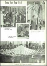 1963 North Side High School Yearbook Page 86 & 87