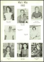 1963 North Side High School Yearbook Page 92 & 93