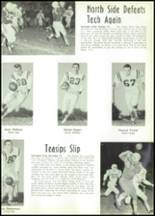 1963 North Side High School Yearbook Page 98 & 99
