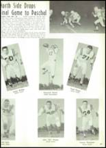1963 North Side High School Yearbook Page 100 & 101