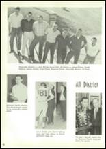 1963 North Side High School Yearbook Page 102 & 103