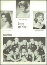1963 North Side High School Yearbook Page 104 & 105