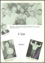 1963 North Side High School Yearbook Page 106 & 107