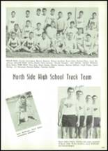1963 North Side High School Yearbook Page 108 & 109