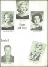 1963 North Side High School Yearbook Page 110 & 111