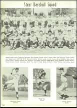 1963 North Side High School Yearbook Page 112 & 113