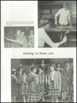1969 Nazareth Academy Yearbook Page 58 & 59