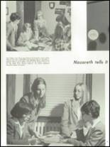 1969 Nazareth Academy Yearbook Page 60 & 61