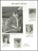 1969 Nazareth Academy Yearbook Page 100 & 101