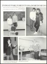 1990 Bentworth High School Yearbook Page 14 & 15