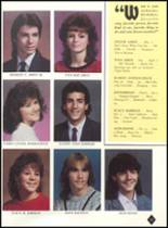 1990 Bentworth High School Yearbook Page 20 & 21