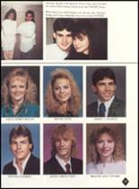 1990 Bentworth High School Yearbook Page 22 & 23