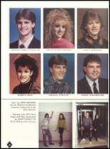 1990 Bentworth High School Yearbook Page 32 & 33