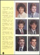 1990 Bentworth High School Yearbook Page 34 & 35