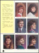 1990 Bentworth High School Yearbook Page 36 & 37