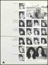 1990 Bentworth High School Yearbook Page 44 & 45