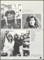 1990 Bentworth High School Yearbook Page 46 & 47