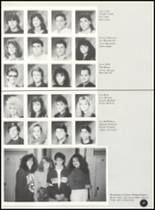 1990 Bentworth High School Yearbook Page 50 & 51