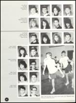 1990 Bentworth High School Yearbook Page 52 & 53