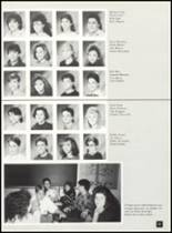 1990 Bentworth High School Yearbook Page 56 & 57