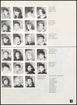 1990 Bentworth High School Yearbook Page 58 & 59