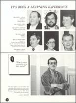1990 Bentworth High School Yearbook Page 64 & 65